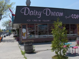 Dairy Dream, Cobourg