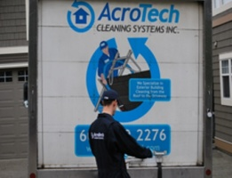 Acrotech Cleaning Systems Inc, Surrey
